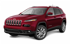 2017 Jeep® Cherokee North 4x4