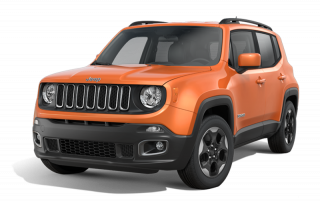 Jeep® Renegade 2016