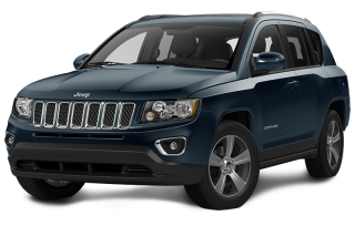 2016 Jeep® Compass High Altitude