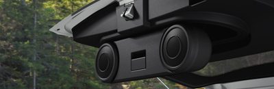 Available Boston Acoustics® premium sound system with 12 speakers