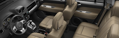 Best-in-Class rear-seat legroom25