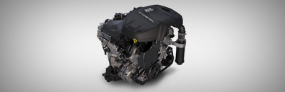 Best-in-Class fuel economy with the 3.0L EcoDiesel V6 and 8-speed automatic transmission20