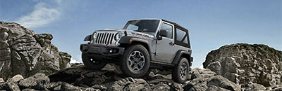 "Wrangler Rubicon® ""4x4 of the Decade""42 – FOUR WHEELER MAGAZINE"