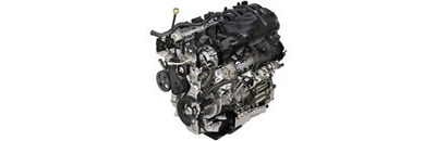 Best-in-Class 285 horsepower23 from standard 3.6L Pentastar™ VVT V6 - 3-time winner of Wards